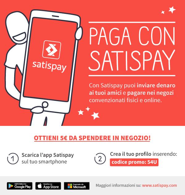 Meroni srl | Pagamenti digitali con Satispay